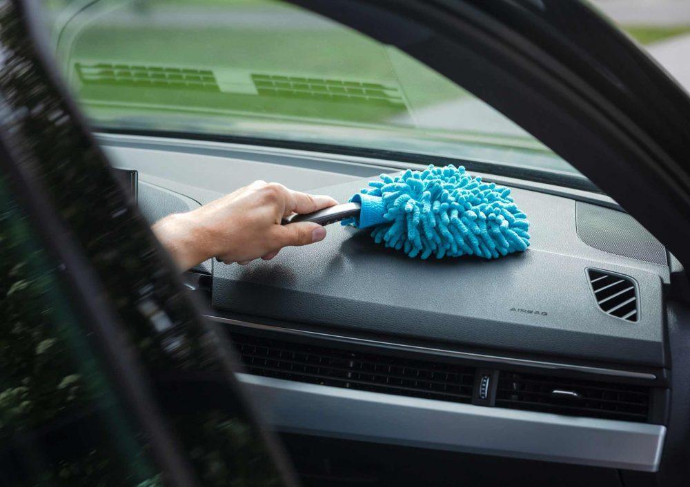 Kungs auton sisätilojen puhdistin